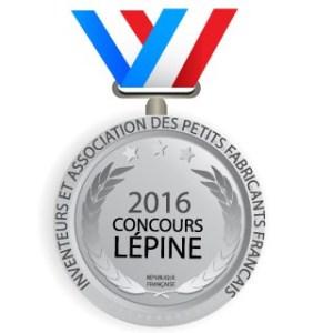 Médailles concours Lépine