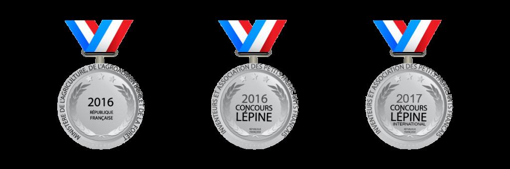Piege a frelon efficace prime au concours Lepine